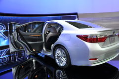 Lexus ES300h Hybrid Stock Photos