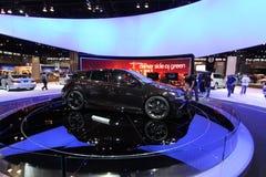 Lexus fünf Mittellinienprojekt CT Lizenzfreies Stockfoto