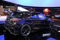 Lexus fünf Mittellinienprojekt CT Lizenzfreie Stockfotografie
