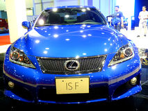 Lexus IS F Stock Images