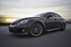Lexus IS-F Stock Photography