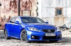 Lexus IS F Stock Photo