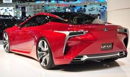 Lexus Future-Luxury Coupe Royalty Free Stock Image