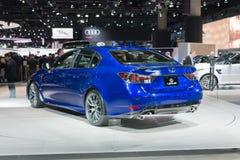 Lexus GS F Royalty Free Stock Photo