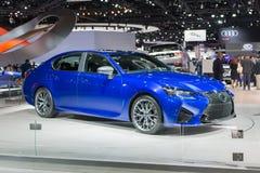 Lexus GS F Stock Images