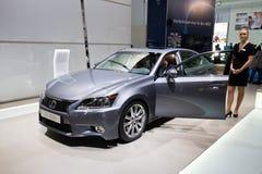 Lexus GS300h Royalty Free Stock Photos