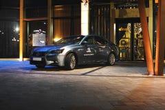 Lexus GS luxury car Royalty Free Stock Photos