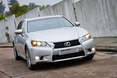 Lexus GS 350 2012 Royalty Free Stock Photo