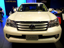 Lexus GX460 Royalty Free Stock Photo