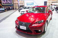 Lexus IS 300h Stock Photography