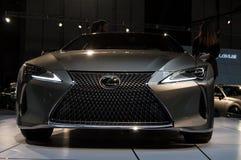 Lexus 2018 LC 500 стоковые фотографии rf