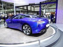 Lexus LC 500h rv Στοκ Εικόνες
