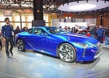 2019 Lexus LC 500 Royalty Free Stock Photos