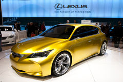 lexus lf принципиальной схемы ch Стоковые Изображения