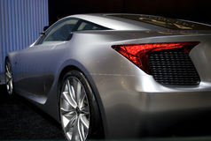LEXUS LF-A CONCEPT Stock Photo