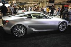 Lexus LF-A Concept Stock Image