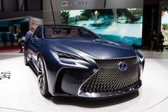 Lexus LF-FC Concept Royalty Free Stock Photography