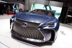 Lexus LF-FC Concept Royalty Free Stock Images