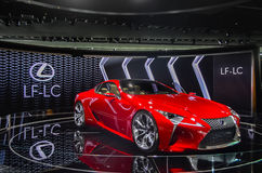 Lexus LF-LC Concept Stock Photography