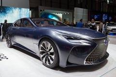 2017 Lexus LF-LC samochód Zdjęcie Stock