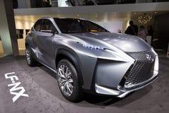 Lexus LF-NX car Stock Image