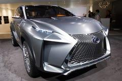 Lexus LF-NX car Stock Photos