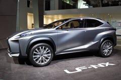 Lexus LF-NX Stock Image
