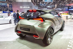 2015 Lexus LF-SA Concept Stock Photography