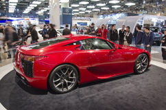 Lexus LFA Royalty Free Stock Images