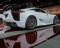 Lexus 2014 LFA Photographie stock