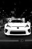 Lexus LFA Concept Stock Photos