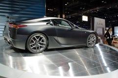 Lexus LFA model 2010 Stock Image