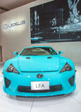 The lexus LFA Stock Image