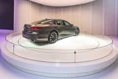 2018 Lexus LS 500 Obrazy Stock