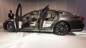 2018 Lexus LS 500 Obraz Royalty Free