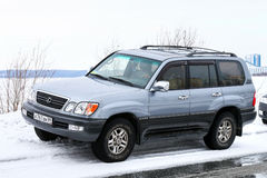 Lexus LX470 Royalty Free Stock Images