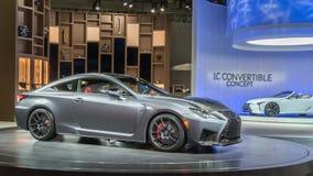 2020 Lexus RC Φ στοκ εικόνα