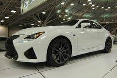 Lexus RC F Lizenzfreie Stockfotografie