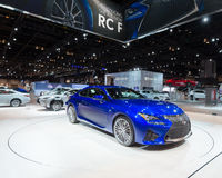 2015 Lexus RC F Stock Photo