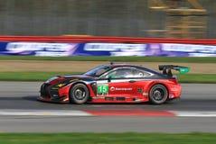 Lexus RC F GT3 Racing arkivbild