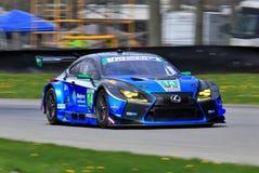 Lexus RCF GT3 Racing arkivbilder