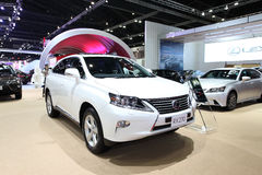 Lexus RX 270 car on display Royalty Free Stock Image