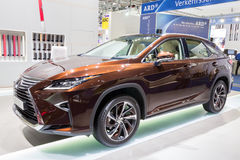 Lexus RX 350 Stock Images