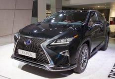 2016 Lexus RX 450h Obraz Stock