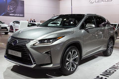 Lexus RX450h Royalty Free Stock Image