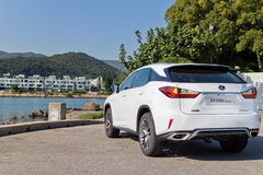 Lexus RX 200t F Sport 2016 Test Drive Day Stock Photography