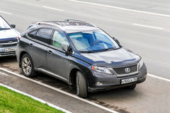 Lexus RX Royalty Free Stock Photo