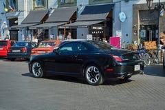 Lexus SC 430 Royalty Free Stock Photos