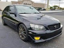 2004 Lexus is 300. Lexus is 300 sport design, 2004 royalty free stock photography
