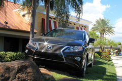 Lexus suv Stock Images